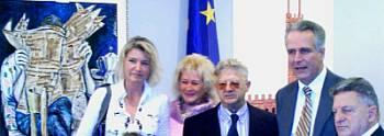 Opera dell'artista Margherita Bloska