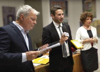 RobertoCellini - Sindaco di Marradi - Livietta Galeotti Pedulli
