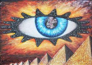 La pupilla dei miei occhi